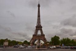 Париж, прибытие и прогулка к Эйфелевой башне_15