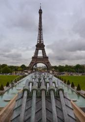Париж, прибытие и прогулка к Эйфелевой башне_2