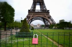 Париж, прибытие и прогулка к Эйфелевой башне_8
