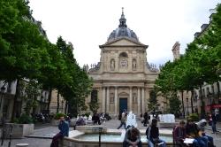 Люксембургский сад, Сорбона, Собор Парижской Богоматери и Монпарнас_13