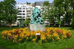 Люксембургский сад, Сорбона, Собор Парижской Богоматери и Монпарнас_1