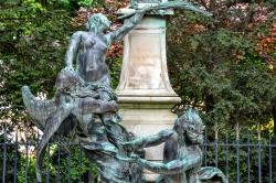 Люксембургский сад, Сорбона, Собор Парижской Богоматери и Монпарнас_3