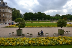 Люксембургский сад, Сорбона, Собор Парижской Богоматери и Монпарнас_4