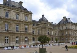 Люксембургский сад, Сорбона, Собор Парижской Богоматери и Монпарнас_5