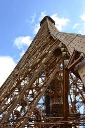 Подъем на Эйфелеву башню, Лебяжий остров и Статуя Свободы_21