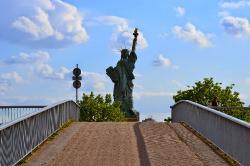 Подъем на Эйфелеву башню, Лебяжий остров и Статуя Свободы_30
