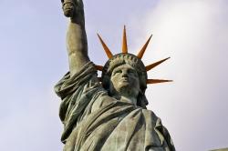 Подъем на Эйфелеву башню, Лебяжий остров и Статуя Свободы_31